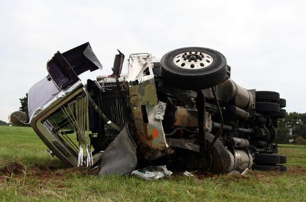 Truck Accident Attorney in Montgomery