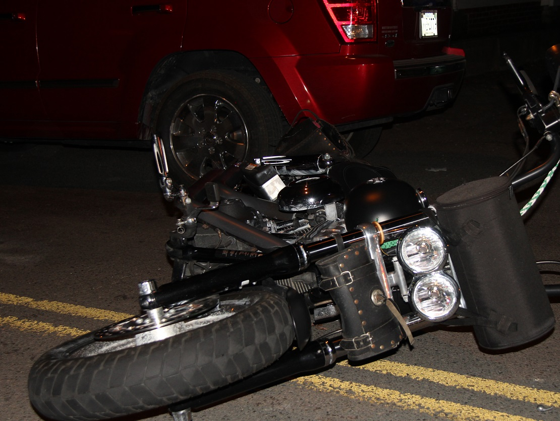 Motorcycle Accidents:  Injuries, Causes, Claims and Losses